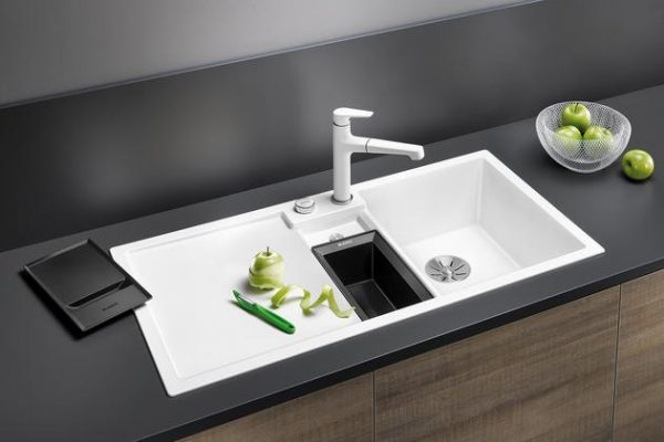 Kitchen Sinks And Taps Blanco Franke Quooker